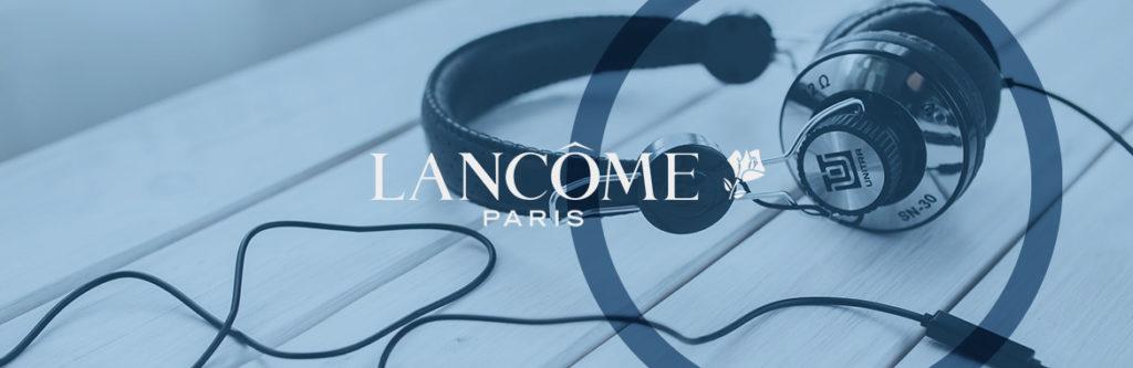 Lancome case study