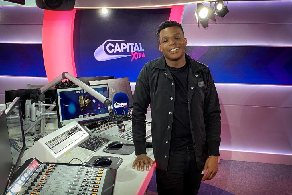 Capital XTRA presenter Teeshow - Global
