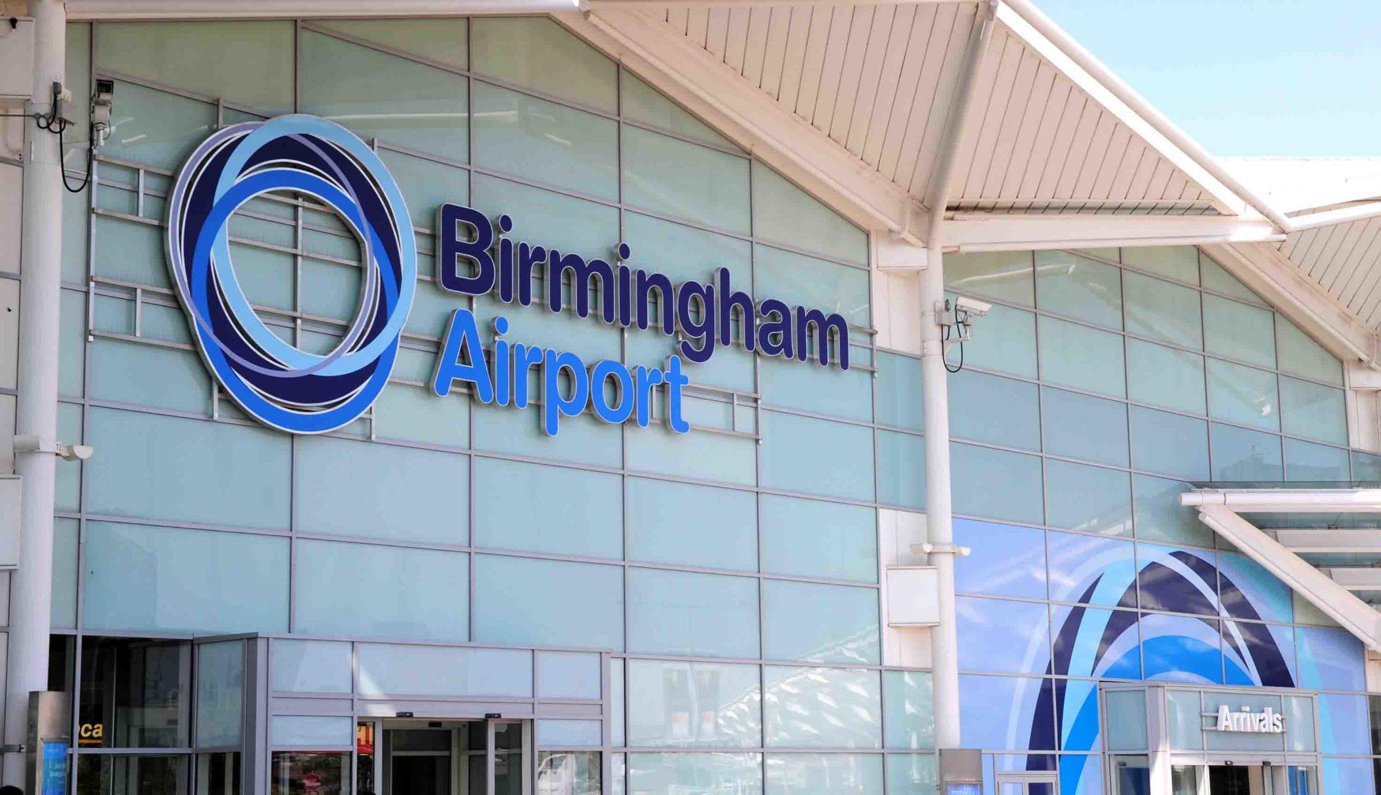 Birmingham Airport Terminal 2 - Global